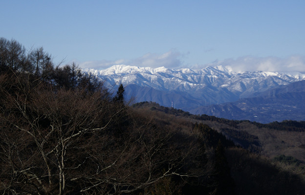 Photos: 伊香保から望む-伊香保温泉の旅
