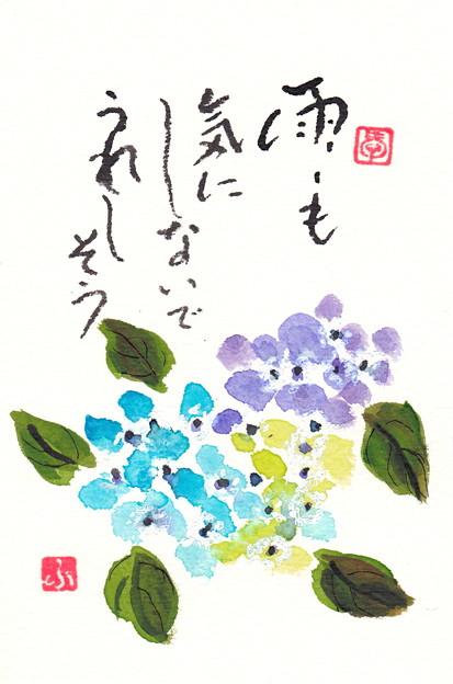 写真: 梅雨 by ふうさん
