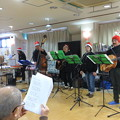 写真: クリスマスボランティア演奏(2)IMG_4111