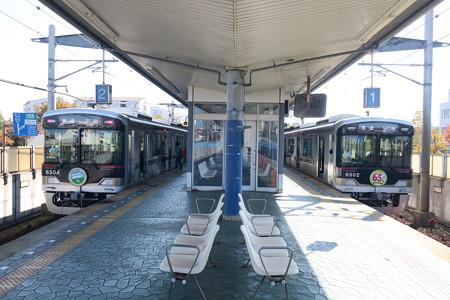 神戸電鉄6500系 IMG_2165