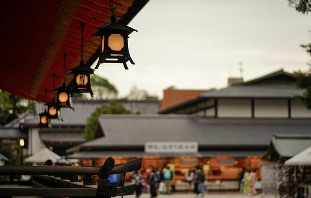 Photos: 醍醐寺燈籠