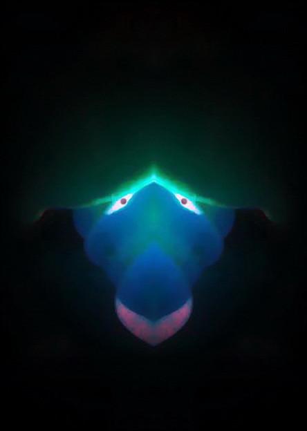 写真: 2101年宇宙の旅_a lonsome alien-01