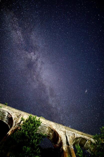 星夜の遺構