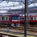 写真: 京急線