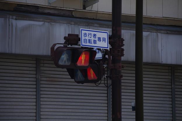 桐生の信号機