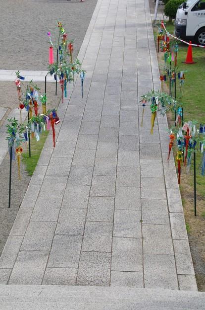 織姫神社の七夕