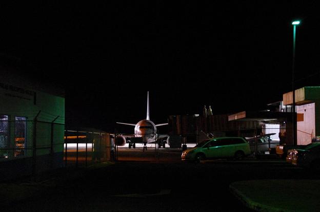 パラオのDL281便