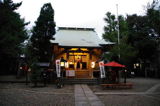 中目黒氷川神社
