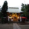Photos: 中目黒氷川神社