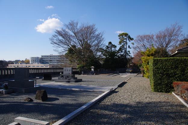 浅野家のお墓