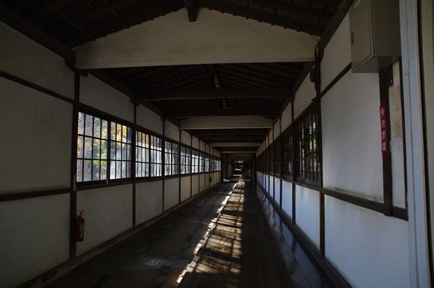 總持寺の回廊