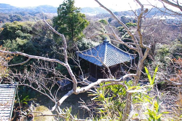日朗菩薩御廟所