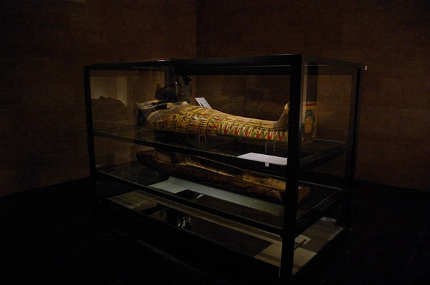 松岡美術館のエジプト