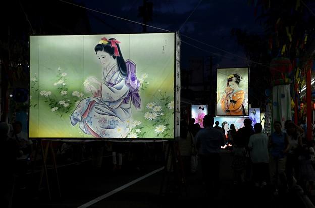 絵灯篭祭り2
