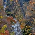 写真: 小安峡