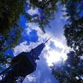 写真: 鉄(クロガネ)の塔