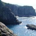 写真: 海蝕洞窟:三段壁09