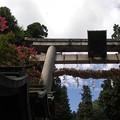 写真: 一の鳥居:宝山寺05