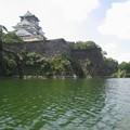 写真: 大阪城内濠遊覧:大阪周遊52