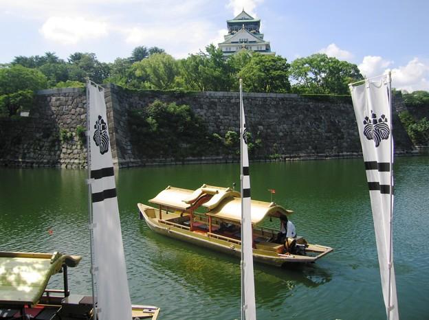 写真: 天下一の黄金和船:大阪周遊45
