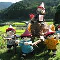 写真: 豊作だ!祭りだ!:案山子01
