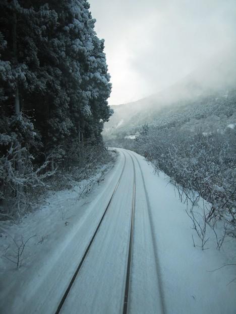 雪国ローカル線04
