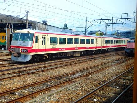 旧レッドアロー~富山電鉄