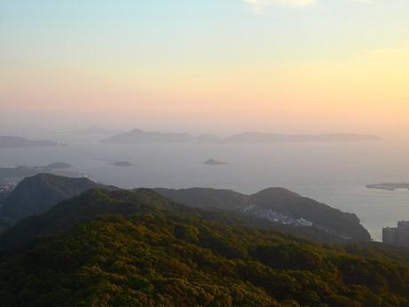 長崎 伊王島 高島