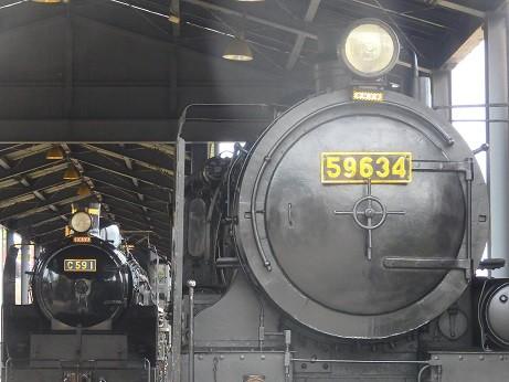 蒸気機関車~九州鉄道記念館