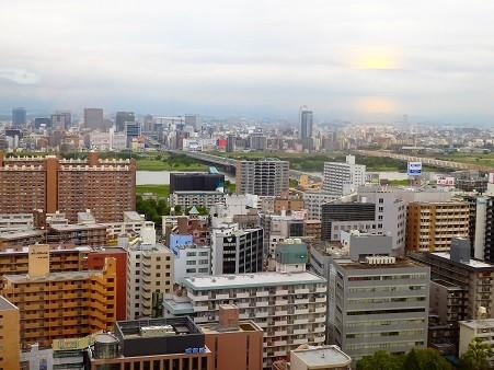 大阪支店から新大阪方面