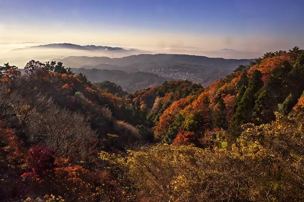 写真: 比叡山風光