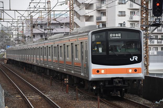 205系武蔵野線