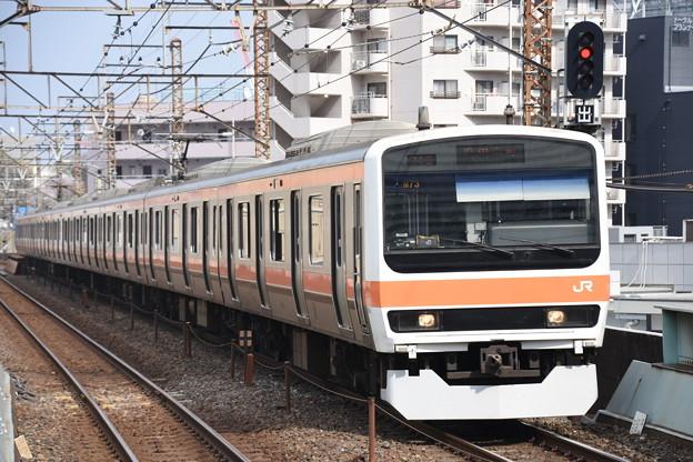 209系武蔵野線