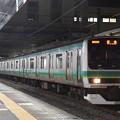 Photos: E231系松戸車長野入場