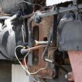 Photos: D51 10号機 複式コンプレッサー台座