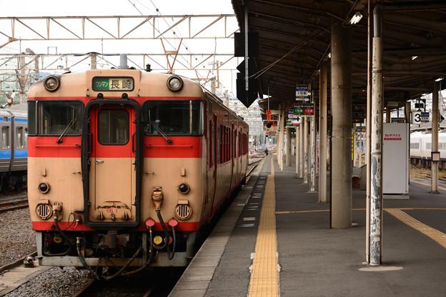 長崎駅の午後