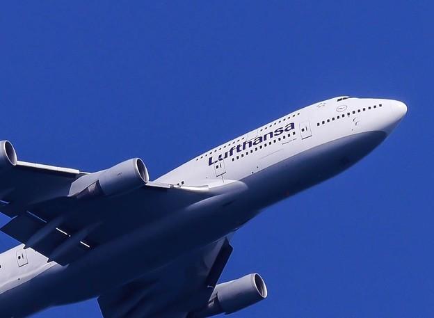 Lufthansa 747-400 D-ABVR