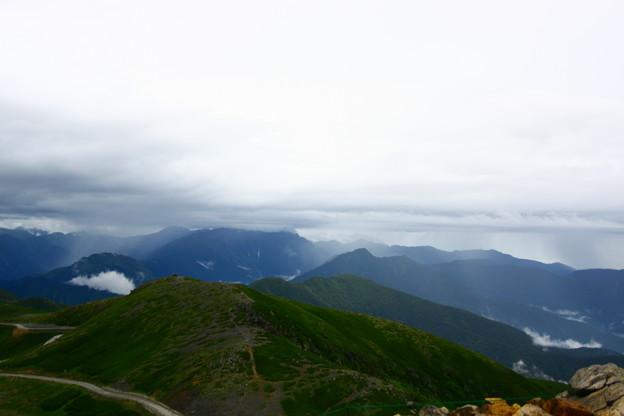 乗鞍 大黒岳(2772m)