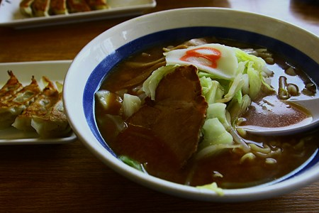 野菜味噌ラーメン  8番