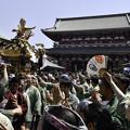 写真: 三社祭4