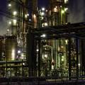 写真: 工場萌え「浮島」