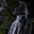 写真: 無名滝