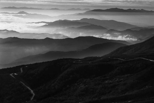 雲上のハイウエー