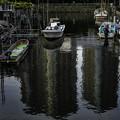 写真: 船溜まり