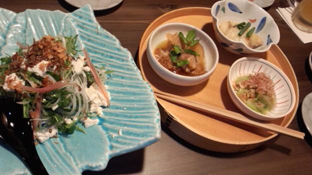 晩御飯してきました。
