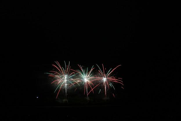 北海道新聞社創業130周年記念 第28回道新十勝川花火大会 第6部《グランドフィナーレ》