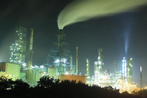 室蘭・工場夜景3 (1400x933)
