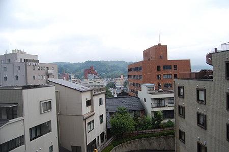 白鳥路ホテル お部屋からの眺め