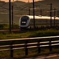 写真: 仙台へ帰る