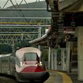 東京行き入線